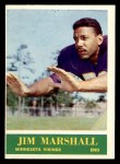 1964 Philadelphia #104  Jim Marshall  Front Thumbnail