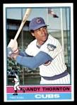 1976 Topps #26  Andre Thornton  Front Thumbnail