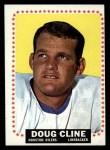 1964 Topps #70  Doug Cline  Front Thumbnail
