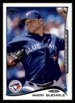 2014 Topps #30  Mark Buehrle  Front Thumbnail