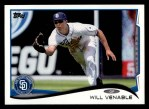 2014 Topps #64  Will Venable  Front Thumbnail