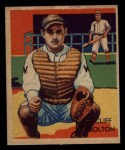 1935 Diamond Stars #47  Cliff Bolton   Front Thumbnail