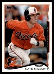 2014 Topps #158  Nate McLouth  Front Thumbnail