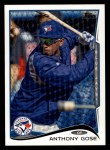 2014 Topps #247  Anthony Gose  Front Thumbnail