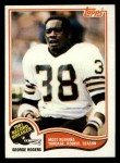 1982 Topps #5   -  George Rogers Record Breaker Front Thumbnail