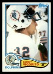 1982 Topps #137  Tommy Vigorito  Front Thumbnail