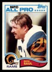 1982 Topps #383  Rich Saul  Front Thumbnail