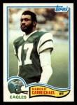 1982 Topps #440  Harold Carmichael  Front Thumbnail