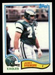 1982 Topps #457  Jerry Sisemore  Front Thumbnail