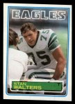 1983 Topps #150  Stan Walters  Front Thumbnail