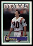 1983 Topps #233  Jim Breech  Front Thumbnail