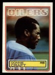 1983 Topps #276  Donnie Craft  Front Thumbnail