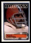 1983 Topps #248  Doug Dieken  Front Thumbnail