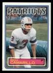 1983 Topps #327  Rich Camarillo  Front Thumbnail