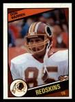 1984 Topps #392  Don Warren  Front Thumbnail