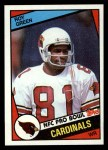 1984 Topps #342  Roy Green  Front Thumbnail
