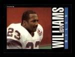 1985 Topps #208  Van Williams  Front Thumbnail