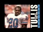 1985 Topps #256  Willie Tullis  Front Thumbnail