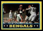 1986 Topps #254   Bengals Leaders Front Thumbnail