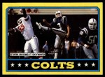 1986 Topps #314   Colts Leaders Front Thumbnail