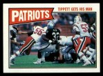 1987 Topps #96   Patriots Leaders Front Thumbnail