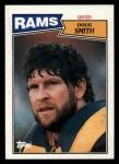 1987 Topps #151  Doug Smith  Front Thumbnail