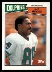 1987 Topps #238  Nat Moore  Front Thumbnail