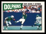 1987 Topps #232   Dolphins Leaders Front Thumbnail