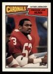 1987 Topps #337  Freddie Joe Nunn  Front Thumbnail