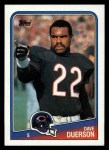 1988 Topps #84  Dave Duerson  Front Thumbnail