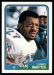 1988 Topps #192  Lorenzo Hampton  Front Thumbnail