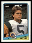 1988 Topps #293  Dale Hatcher  Front Thumbnail