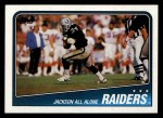 1988 Topps #325   Raiders Leaders Front Thumbnail