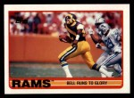 1989 Topps #122   Rams Leaders Front Thumbnail