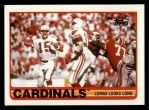 1989 Topps #276   Cardinals Leaders Front Thumbnail