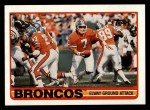 1989 Topps #238   Broncos Leaders Front Thumbnail