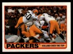 1989 Topps #371   Packers Leaders Front Thumbnail
