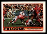 1989 Topps #336   Falcons Leaders Front Thumbnail