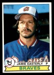1979 Topps #684  Jamie Easterly  Front Thumbnail