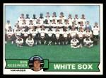 1979 Topps #404   -  Don Kessinger White Sox Team Checklist Front Thumbnail
