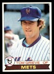 1979 Topps #277  Tom Grieve  Front Thumbnail