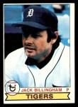 1979 Topps #388  Jack Billingham  Front Thumbnail