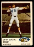 1961 Fleer #133  John Greene  Front Thumbnail