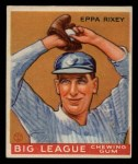 1933 Goudey #74  Eppa Rixey  Front Thumbnail