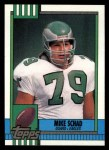 1990 Topps #100  Mike Schad  Front Thumbnail