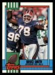 1990 Topps #205  Bruce Smith  Front Thumbnail