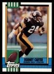 1990 Topps #188  Rodney Carter  Front Thumbnail