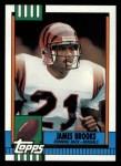 1990 Topps #275  James Brooks  Front Thumbnail