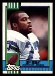 1990 Topps #345  Jeff Bryant  Front Thumbnail