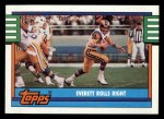 1990 Topps #523   Rams Highlights Front Thumbnail